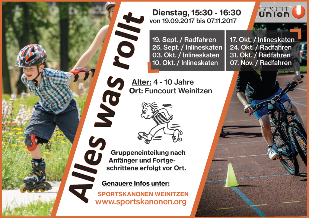 Flyer WS 2017